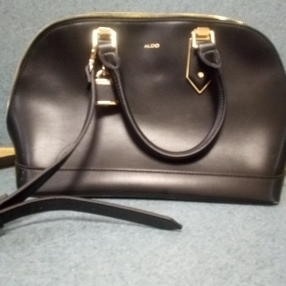 Aldo Handbags - Aldo Black Satchel